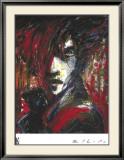 Vampire Voodoo Print by  Zilon
