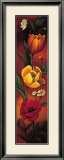The Flower Garden II Print by Brian Francis