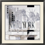 New York, WTC Why Prints by Marie Louise Oudkerk
