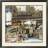 Brooklyn 278 Poster by Vincent Gachaga