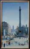 Trafalgar Square, London Prints by Peter French