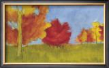 Summer's Fall I Prints by Seth Conley