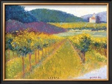 The Weingut Art by Gail Wells-Hess