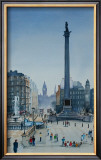 Trafalgar Square, London Art by Peter French