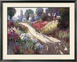 Spring Lane Posters by Kent Wallis
