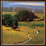 Wandering Vista Prints by Greg Stocks