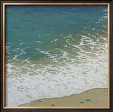 Low Tide Art by Isabel Martinez