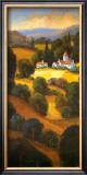 Tuscan Landscape IV Art by Tomasino Napolitano