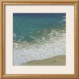 Low Tide Prints by Isabel Martinez