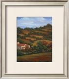 Italian Countryside II Prints by Vivien Rhyan
