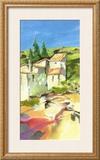 Sous le Ciel de Provence Art by G. Lefranc