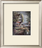 House by the Sea Prints by George Bjorkland