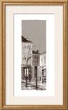 Vue de Montmartre I Print by Aleksandre Kukolj