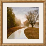 Autumn Path Posters by Sally Wetherby