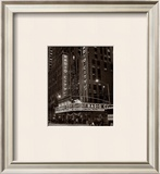 Radio City Prints by Walter Gritsik