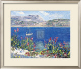 Villefranche Bay Posters by T. Forgione