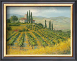 Tuscan Dream Art by Jill Schultz McGannon