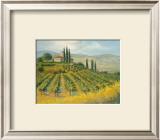 Tuscan Dream Prints by Jill Schultz McGannon