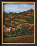 Italian Countryside II Prints by Vivien Rhyan
