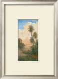 Tropical Serenity I Print by J. D. Davidson