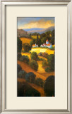 Tuscan Landscape IV Prints by Tomasino Napolitano