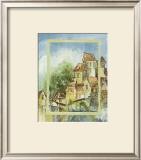 City Impressions I Prints by Martina Reimann