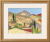 Old Town Vaison la Romaine Prints by Joanne Short