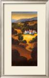 Tuscan Landscape III Prints by Tomasino Napolitano