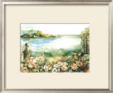 Landschappen IV Poster by Coraline Boomsma
