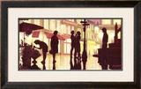 Fleurs et Tango Posters by Denis Nolet