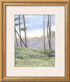 Tranquil Horizon II Prints by Virginia A. Roper