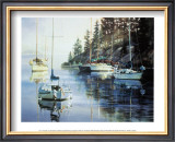 Tranquility Prints by Kiff Holland