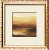 Evening Sky II Prints by Hans Paus