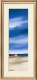 Blue Sky II Print by Hans Paus