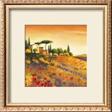 Sunlight Country (detail) Prints by Richard Leblanc