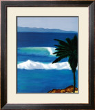 Tropical Breeze Prints by Deangelo
