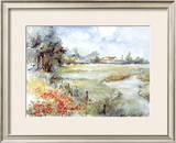 Landschappen III Prints by Coraline Boomsma