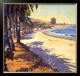 Refugio Beach Prints by John Comer