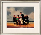 Elegy for a Dead Admiral Prints by Jack Vettriano