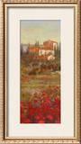 Provencal Village V Posters by Michael Longo