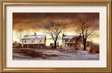 End of the Day Posters by Ray Hendershot