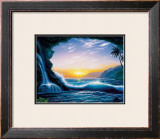 Ocean Dream Framed Giclee Print by Steve Sundram