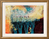 My Grandmother's Orchard Prints by Valerie Willson