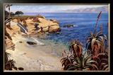 La Jolla Cove Poster by John Comer