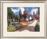 Summer Lane Print by Kent Wallis