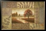 October Away I Prints by Michael Mathews