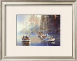 Serenity Prints by Kiff Holland