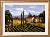 View of the Valley Prints by Charles Berry