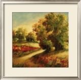 Autumn Scenery II Prints by Patricia Ivanov