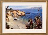 La Jolla Cove Print by John Comer